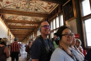Florence: Skip-the-Line Uffizi Gallery Tour