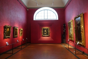 Florence: Skip the Line Uffizi Guided Tour and Walking Tour