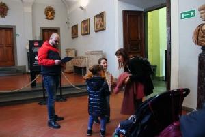 Florence: Skip-the-Line Uffizi Museum Tour Kids & Families