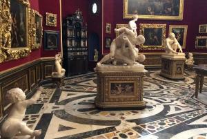 Florence: Small-Group Uffizi Early Entrance Tour