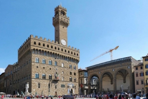 Florence: Small-Group Walking Tour with David and Duomo