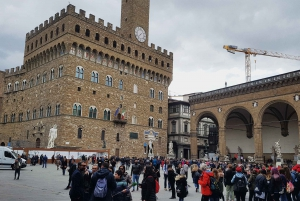 Florence: Small Group Walking Tour