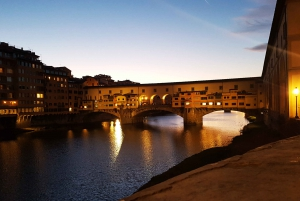 Florence Super Small Group Walking Tour with Uffizi Academia