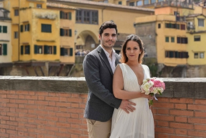 Florence: Symbolic Wedding and Vows Renewal Package
