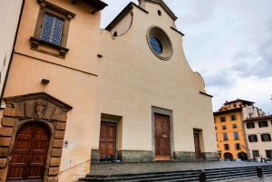 Florence: The Curious Oltrarno, Self-Guided Mobile Tour