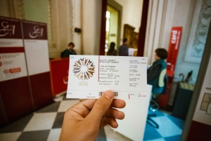 Florence: Timed Entrance Ticket to Michelangelo's David
