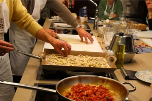 Florence: Traditional Tuscan Cooking Class in a Winery