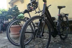 Florence: Tuscan Countryside Touring Bike Rental