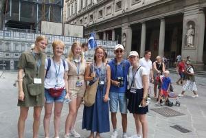 Florence: Uffizi & Accademia Small Group Walking Tour