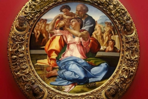 Florence: Uffizi and Accademia Gallery Skip-the-Line Tickets