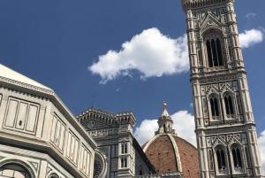Florence: Uffizi, Brunelleschi's Dome & Optional Accademia
