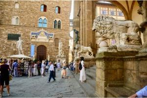 Florence: Uffizi Gallery and City Walking Tour
