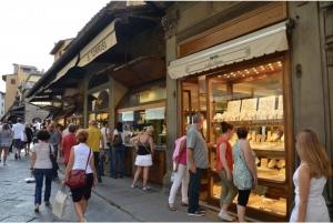 Florence: Uffizi Gallery & Florence City Walking Tour
