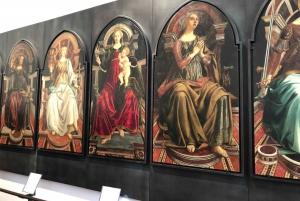 Florence: Uffizi Gallery Skip-the-line Tickets