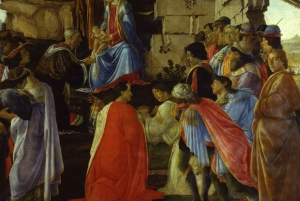 Florence: Uffizi Gallery Small Group Guided Tour