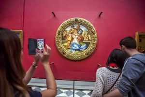 Florence: Uffizi Gallery Timed Entrance Ticket