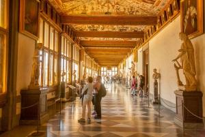 Florence: Uffizi Museum Fast-Track Ticket