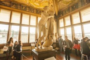 Florence: Uffizi Tickets and Audio Guide