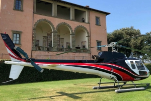 Florence: Up Into The Tuscan Sky Helicopter Tour