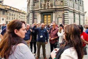 Florence: VIP David, Early Accademia & Dome Climb