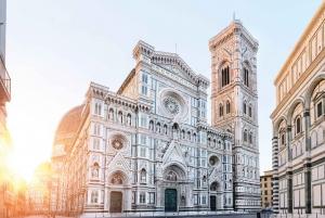 Florence: Walking Tour, Accademia Gallery & Uffizi Gallery