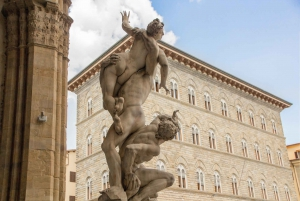 Florence: Walking Tour and Optional Fast-Track Duomo Visit