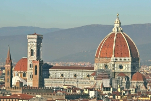 Florence: Walking Tour with Accademia Line-Skip Tickets