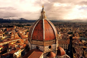 Florence: Walking Tour with Breakfast or Apperitivo