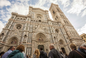 Florence: Walking Tour with Skip-the-Line Accademia Gallery