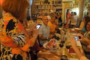 Food Tour with Local Wine & Florentine Steak