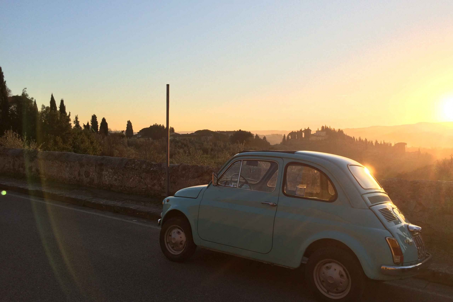 From An Italian Quickie Quarter Day Tour