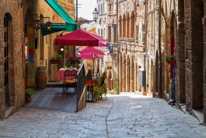 From Florence: 2-Hour Volterra Private Guided Tour
