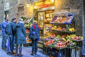 From Florence: Cooking Class & Lunch at Tuscan Farmhouse