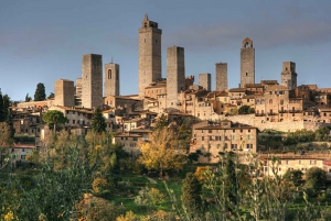 From Florence: Full-Day Chianti Wine & San Gimignano