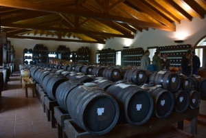 From Florence: Parmesan and Balsamic Vinegar Factory Tour
