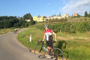 From Full-Day Active Tuscan Bike Tour