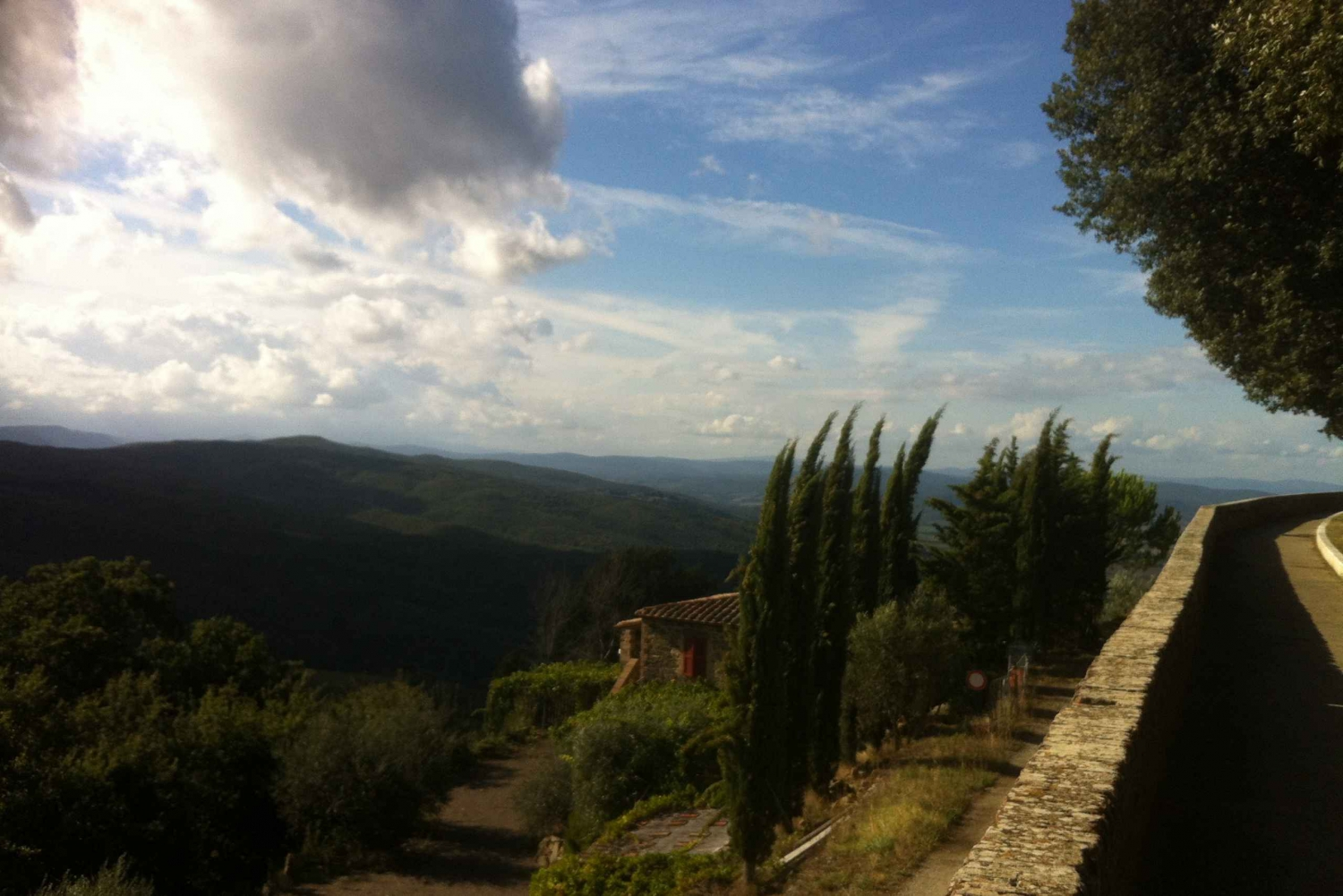 From Full-Day Chianti and Fiesole Hike