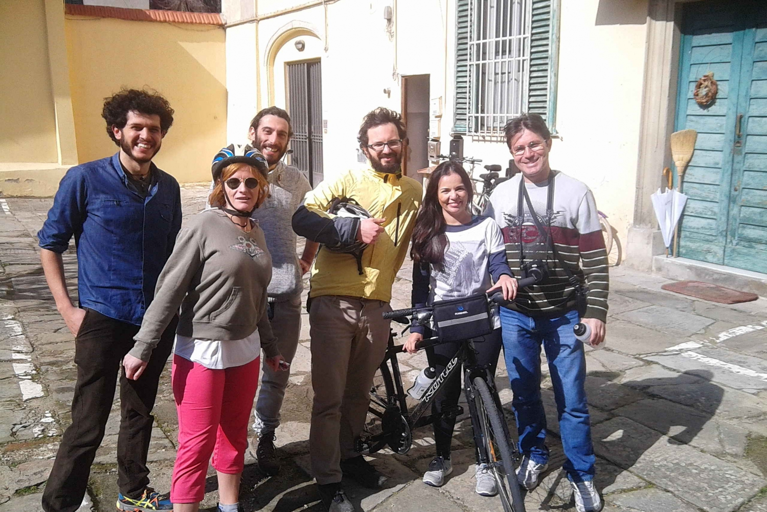 From Half-Day Taste of Tuscany Bike Tour