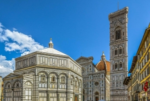From Rome: Day Trip to Florence with Lunch
