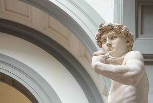 From Rome: Florence and Accademia Guided Tour