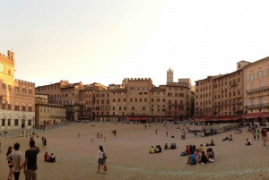 From Rome: Florence and Siena Private Day Trip