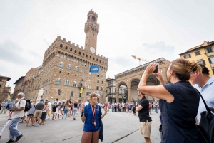 From Rome: Florence Full-Day Trip by Bus