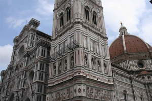 From Rome: Private Tour of Florence with High-Speed Train
