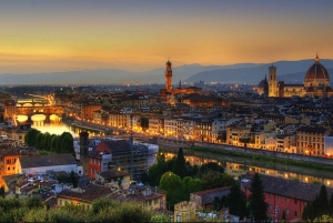 From Rome: Semi-Private Transfer to Florence