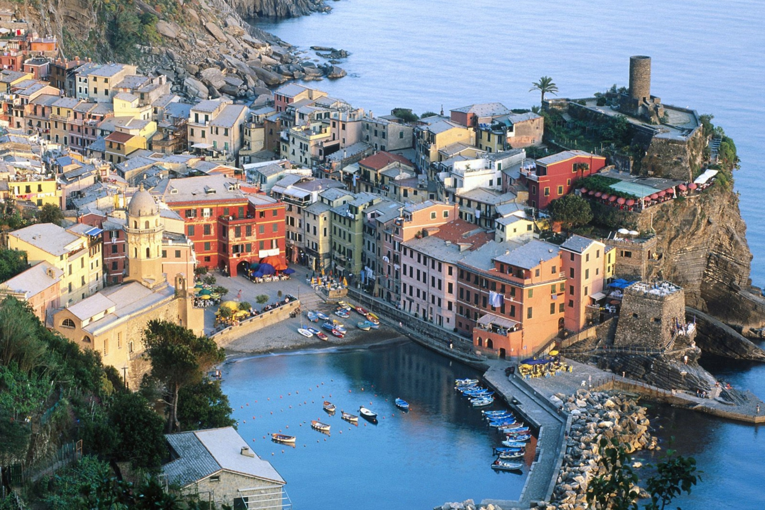 From Seaside Beauty Day Trip to Cinque Terre