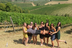From Small-Group Half-Day Chianti Wine Tour