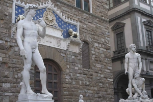 Gallery of The Academy of Florence with Uffizi Private Tour