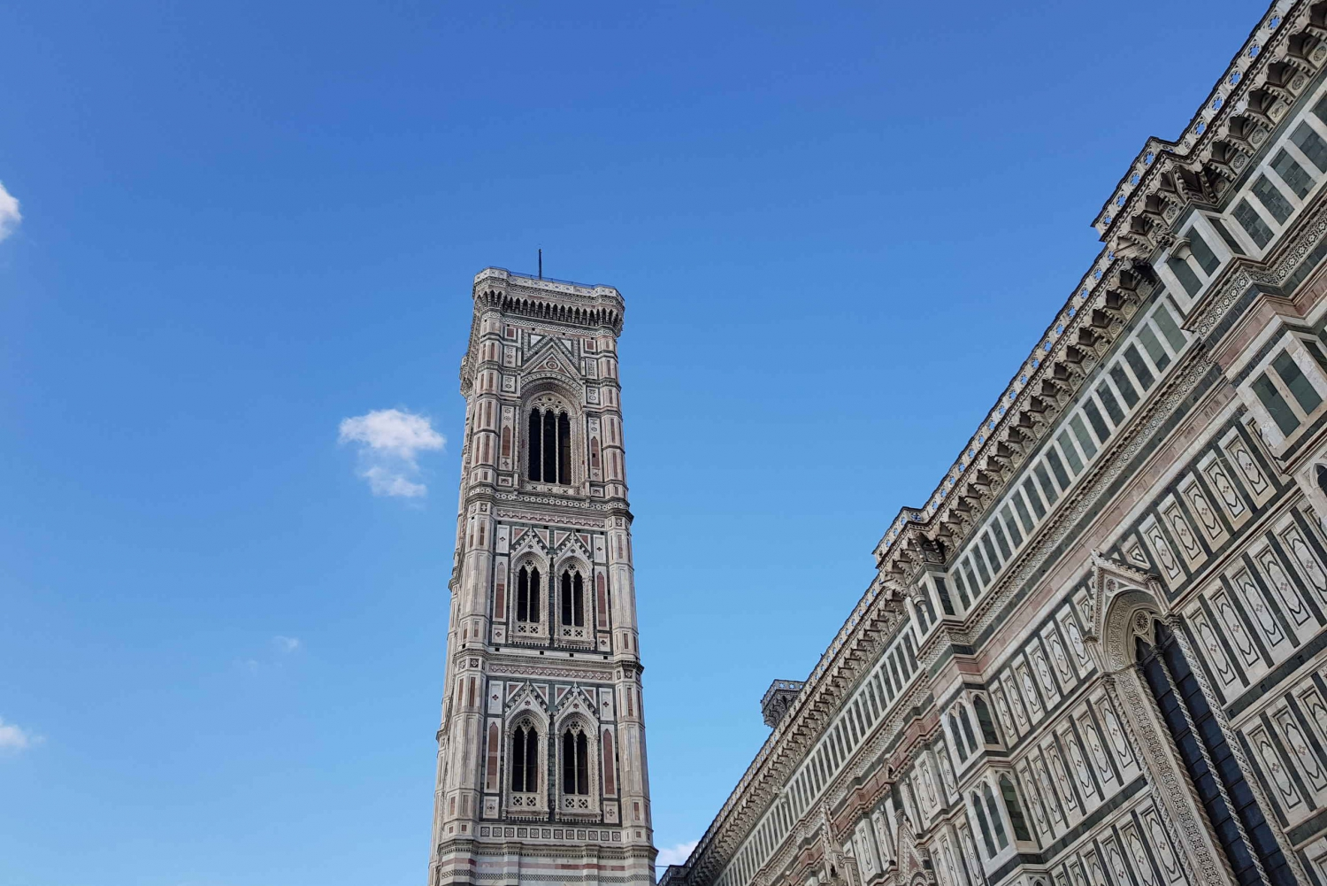 Giotto's Bell Tower and Florence Cathedral Museums Tour