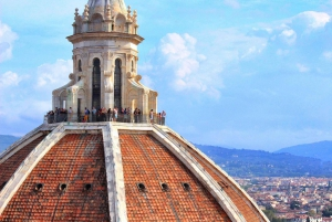 Guided Cupola Tour and Duomo Complex Ticket