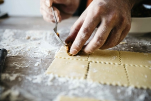 Handmade Pasta and Dessert Cooking Class with Lunch